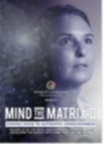 Mind the Matrix poster, movieposte, series poster, documentary, titel
