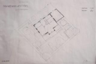Mulitfunktionaler Einfamiliengarten