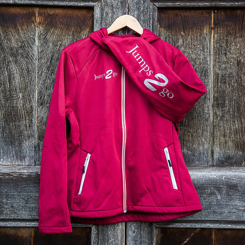 Berry Jumps2go Softshell Jacket