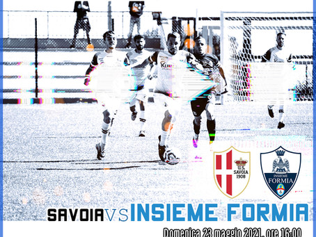 30° di Campionato - Savoia Vs Insieme Formia