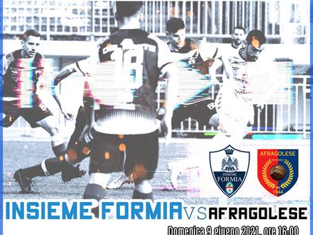 Apertura prevendita 33° di Campionato - Insieme Formia Vs Afragolese