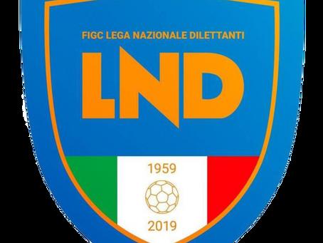 Serie D, il campionato slitta ancora: il 6 dicembre in campo solo recuperi