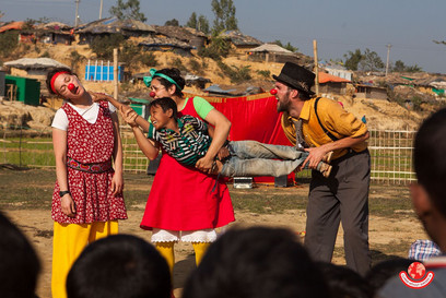 Clowns Without Borders Bangladesh
