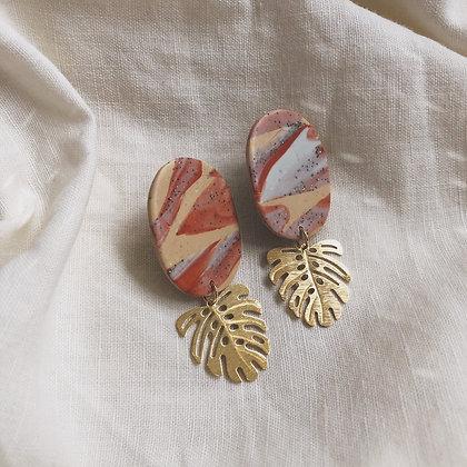 ANNALENA - Sandstone and Brass