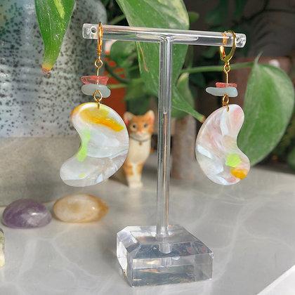LIZZIE - Spring Marble
