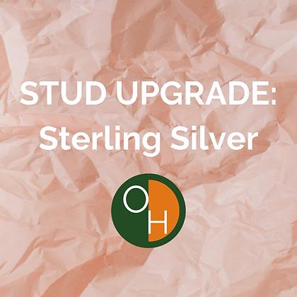 Sterling Silver (add on)