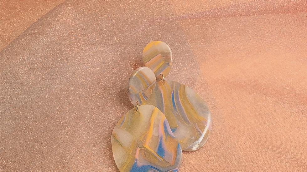 LAUREN - #OOAK Marble