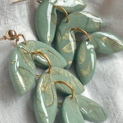 FAUNA - Sage and gold