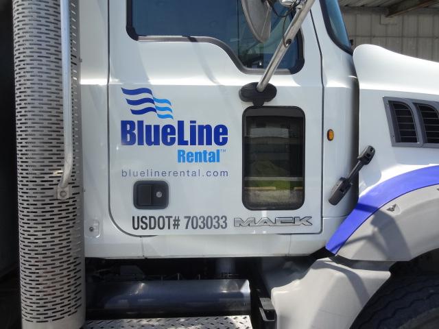 Blue Line Rental