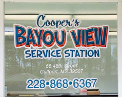 Coopers Window
