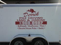 Derrek Pile Driving