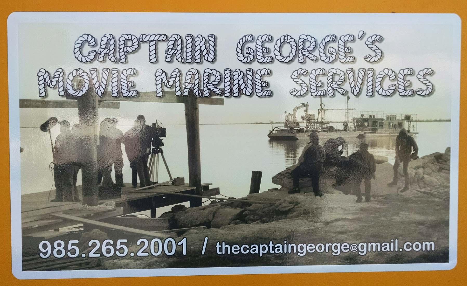 Captain Georges Movie Marine