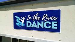 Alumalite Dance School sign
