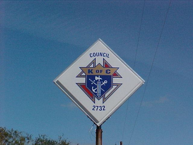Knights of Columbus Lexan Can