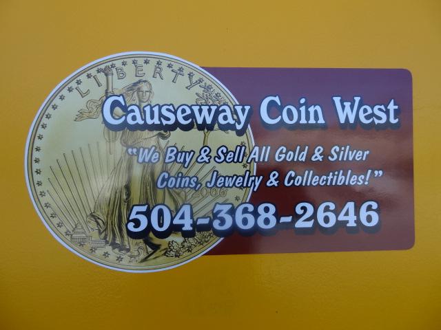 Causeway Coin