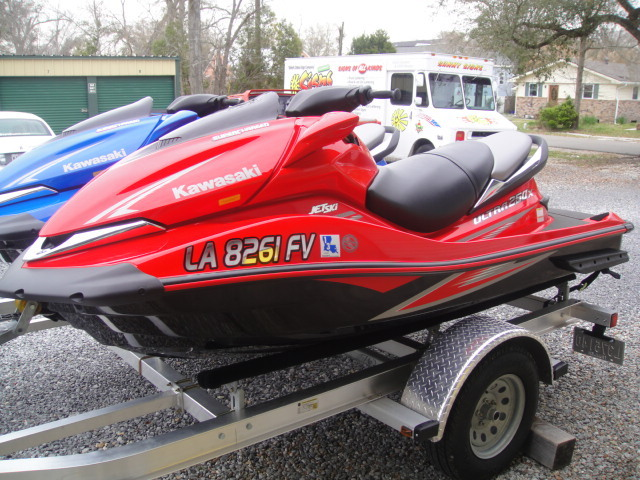 Jet Ski Registration Numbers