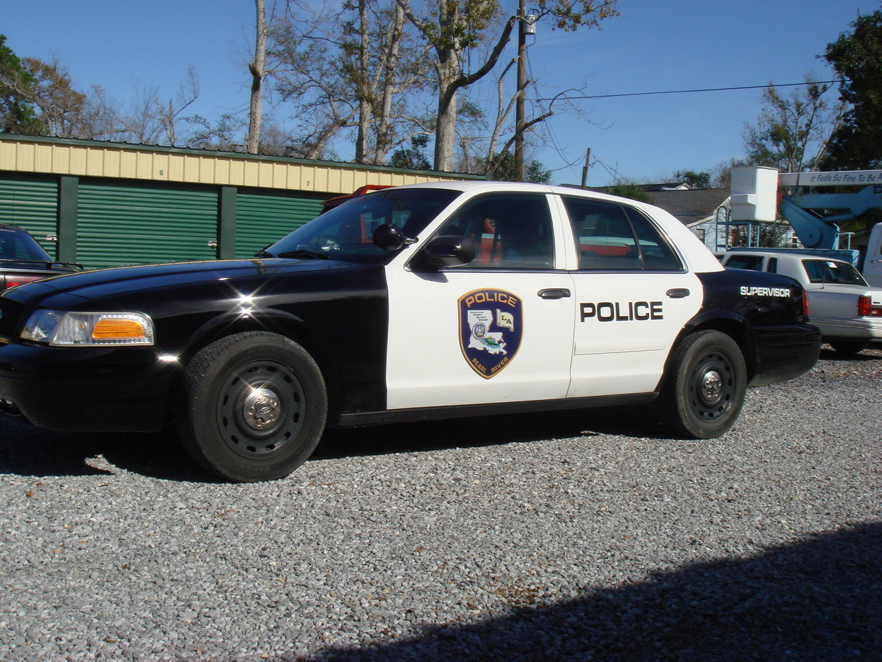 Pearl River Police Cars