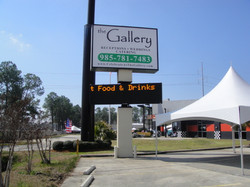Gallery Lighted Message Sign