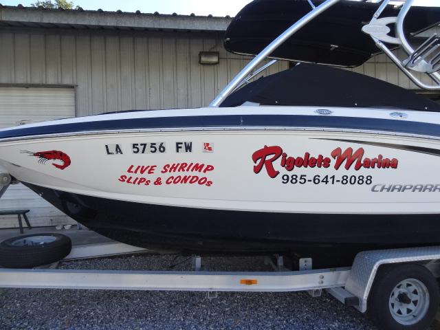 Rigolets Marina Boat