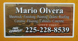 Full Color Magnetic Sign