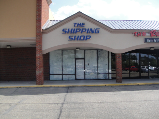 The Shipping Shop Channel Letters