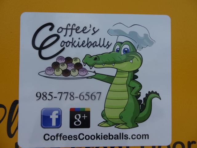 Coffees Cookieballs