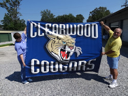 Clearwood Cougars