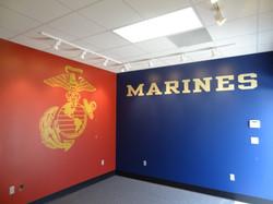 Marines Wall