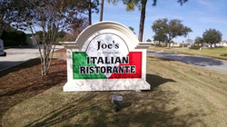 Joes Italian Ristorante