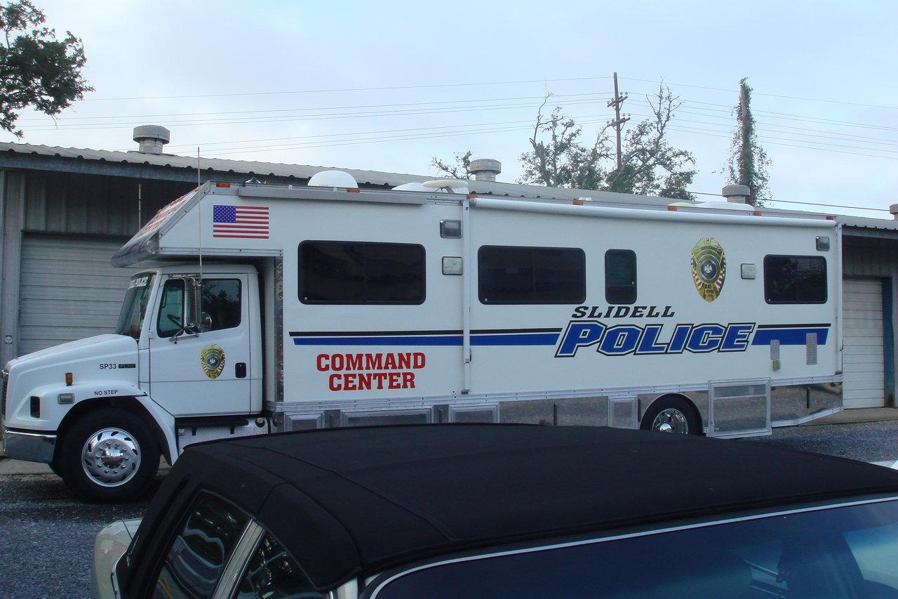 Slidell Police Command Center