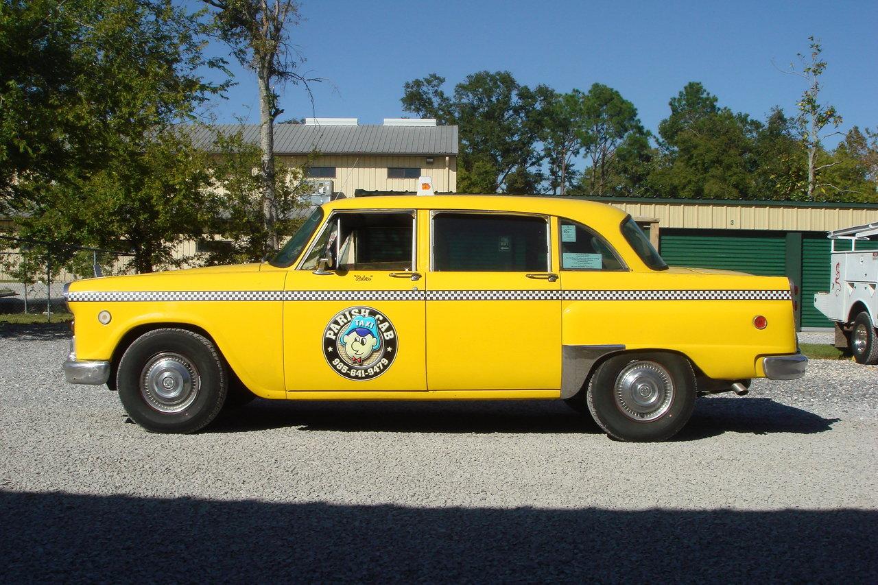 Robs Parish Cab