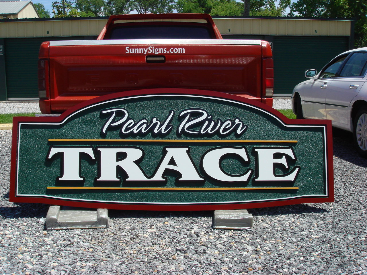 Pearl River Trace