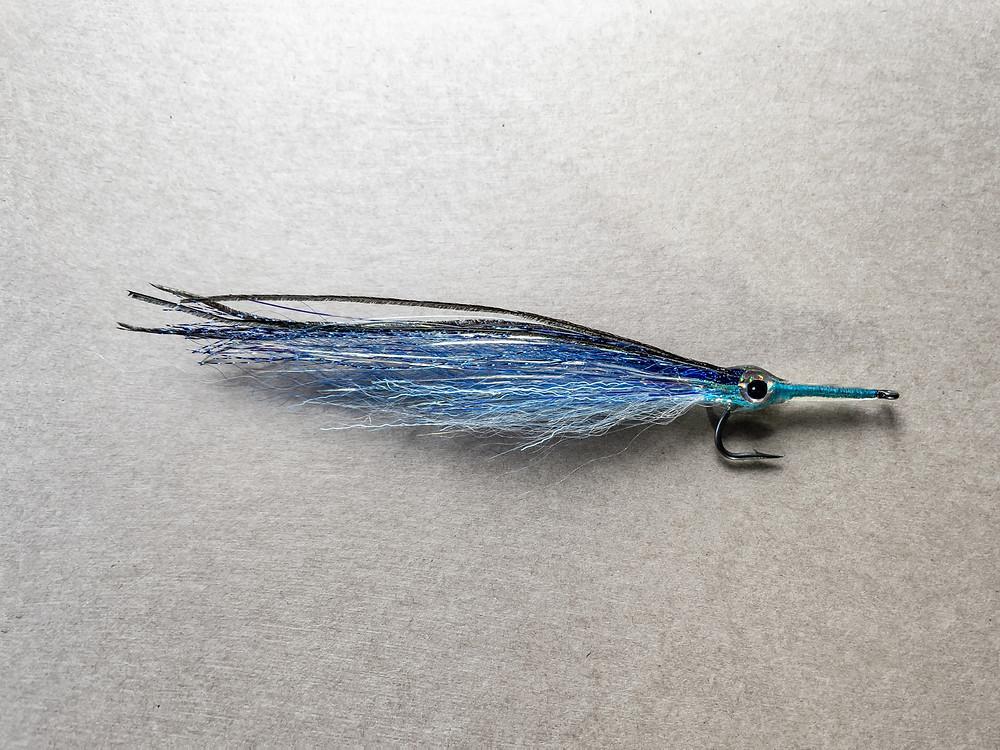 Makrelenfliege Makrele Fliege Fliegernfischen