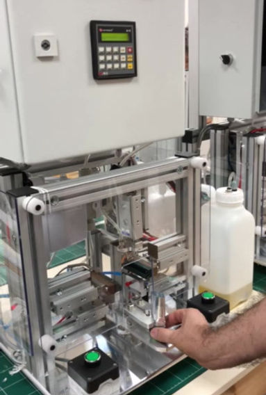 SOP Video: BIS Spray Filling Machine