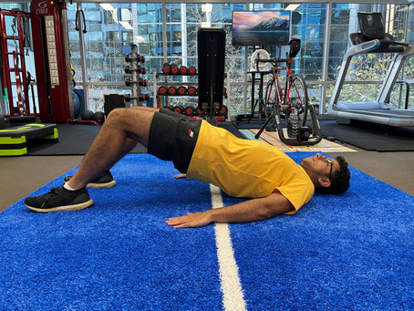 How to re-build your Glutes with 5 exercises!