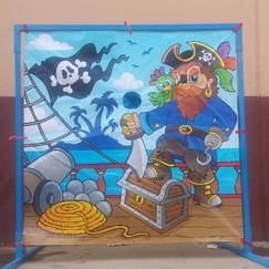BackDrop Game Pirate