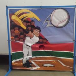 5x5 Baseball Toss