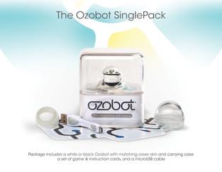 Ozobot Product Photography