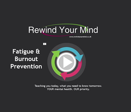 Fatigue & Burnout Prevention