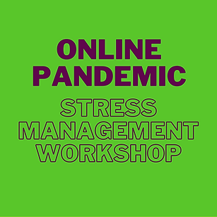 Pandemic Stress Management