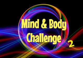 MIND & BODY JUNE CHALLENGE WEEK 2