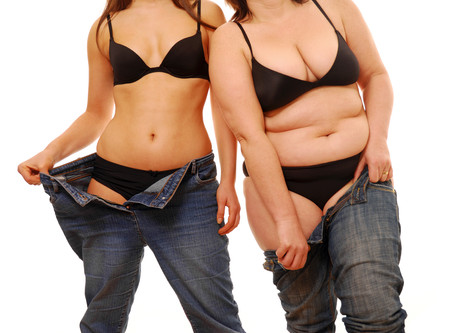 WHY IS IT SO HARD TO LOSE WEIGHT?