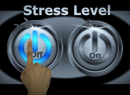 WHEN MANAGING STRESS IS HARD