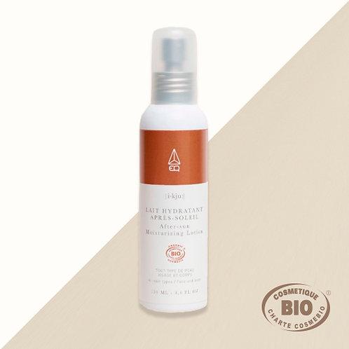 cosmetica natural leche hidratante after sun eq love spain