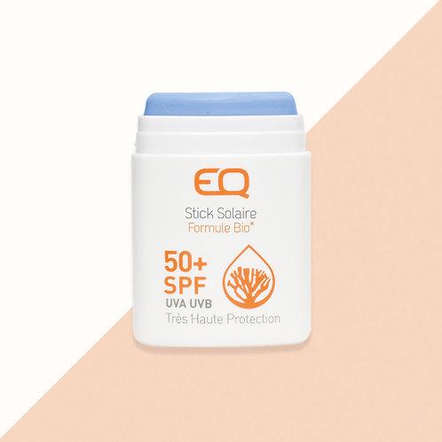 cosmetica natural stick solar spf 50  azul eq love spain