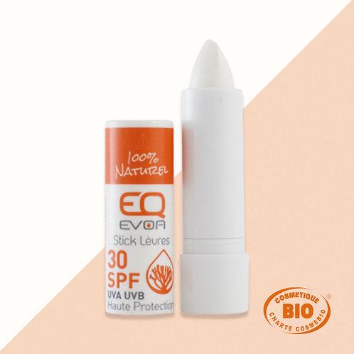 cosmetica natural lipstick spf 30 eq love spain