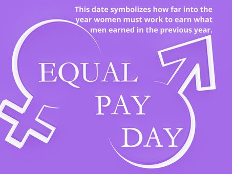 Today is Equal Pay Day--Here's My Advice for Women