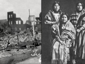 THE TULSA RACE MASSACRE AND OSAGE REIGN OF TERROR: MISSING LINKS