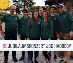 Jubiläumskonzert JBG Haddeby