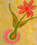 La graine a germé, la fleur a éclos, la